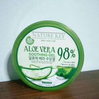 Aloe Vera Gel For Body, Face And Hair