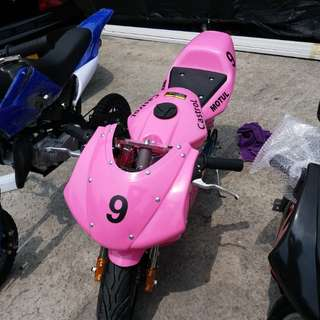 全新mini50cc電單車