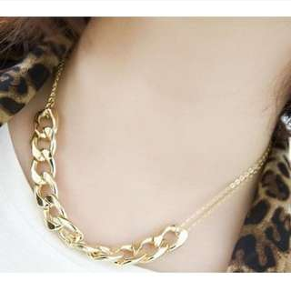 🎀 Link Curb Chain Necklace