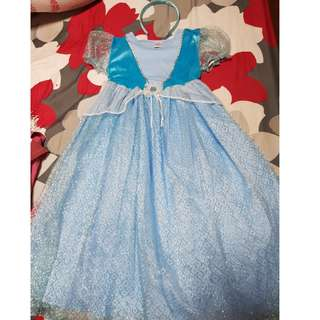 PreLoved Costume: Cinderella