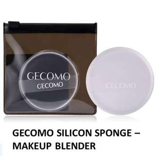 GECOMO SILICON SPONGE –MAKEUP BLENDER @ $5.00