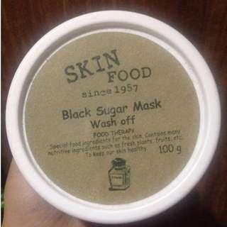 Skinfood Black Sugar Wash Off Mask