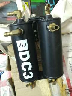 Saikou Michi DC3 Dual Catch Can for Evo X 10