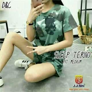 Sleep wear Terno
