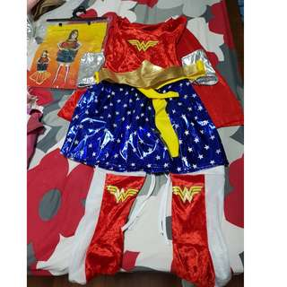 Preloved Costume: Wonder Girl