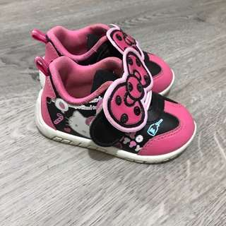 Hello kitty kids shoes
