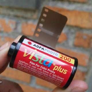 Roll Film Agfa Vista