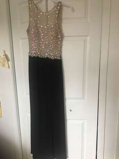 PROM/HOMECOMING DRESS SEQUINS