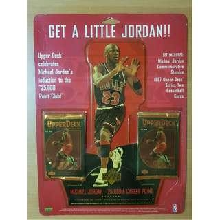 Michael Jordan 1996-97 Upper Deck Standee