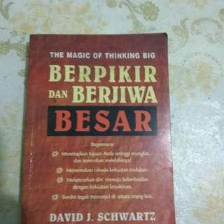 Buku motivasi berjiwa besar