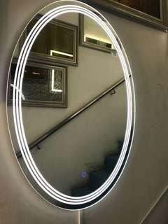 Touch screen makeup mirror $399