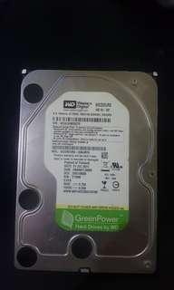 Western Digital Green Power 2TB AV-GP