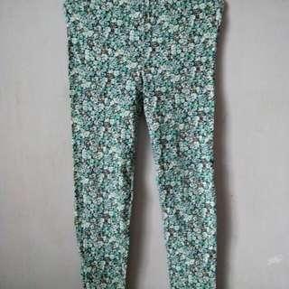 Gapkids floral leggings