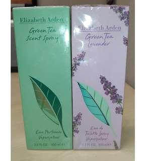 Elizabeth Arden Green Tea and Lavender Spray 100ml