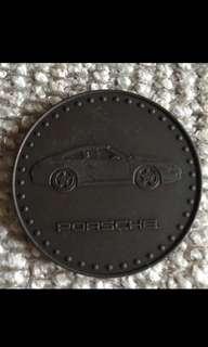保時捷porsche紀念幣