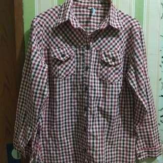 T shirt flanel
