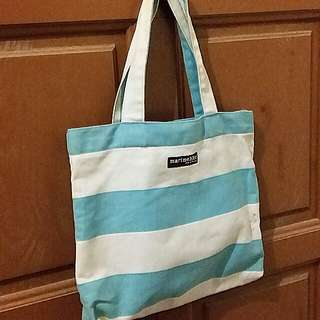Marimekko Canvas Tote Bag