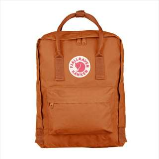 Brick Fjallraven kanken classic AUTHENTIC & ONHAND