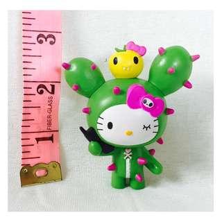 Hello Kitty Tokidoki Cactus Kitty