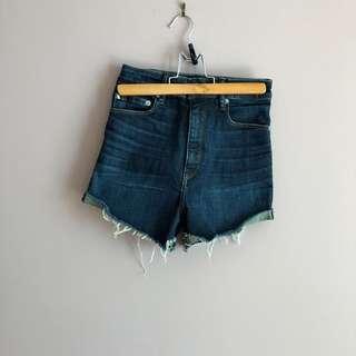 Aritzia Jean Shorts
