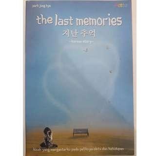 The Last Memories - Park Jung Hye
