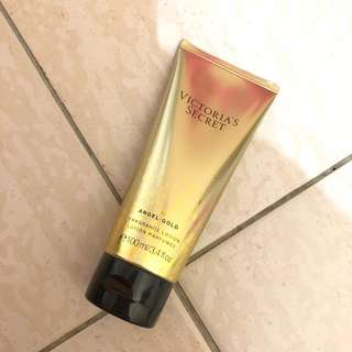 Victoria's Secret Angel Gold perfume lotion BRAND NEW