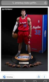 Enterbay Blake griffin not hottoys ht