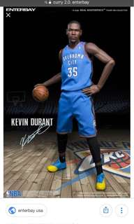 Enterbay Kevin Durant not hottoys