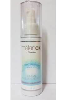 Melanox Cleansing Gel & Toner