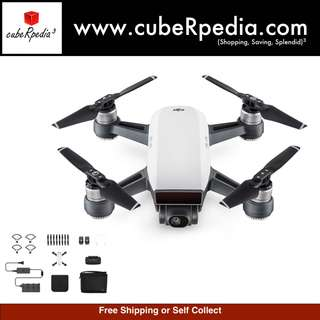 [LOCAL SET] DJI Spark Fly More Combo