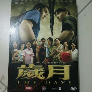 The Days Dvd