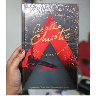 Novel Agatha Christie The World's Favourite