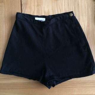 Denim Tap Shorts