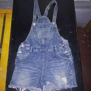 Baju Kodok jeans (boleh nego)