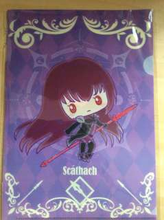 Fate/Grand Order Scathach File