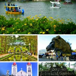 WOW BAGUIO TOUR PACKAGE!   Must Visit The Summer Capital :)   It's Never Too Late When You Start Now!  :)
