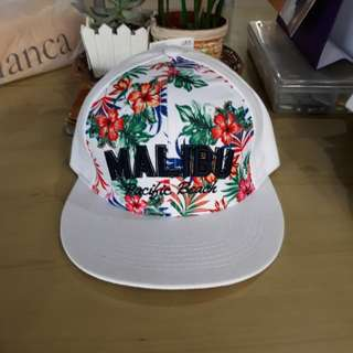 MALIBU WHITE CAP