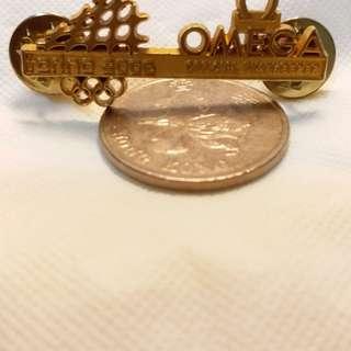 亞米茄奧運紀念章