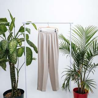 Light olive dress pant