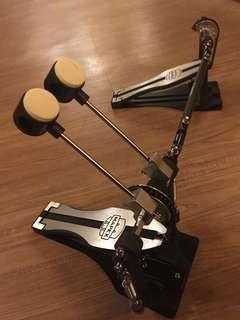 Mapex P400TW double pedal bass drum