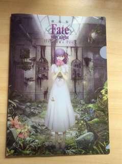 Fate/Stay Night Heaven's Feel File