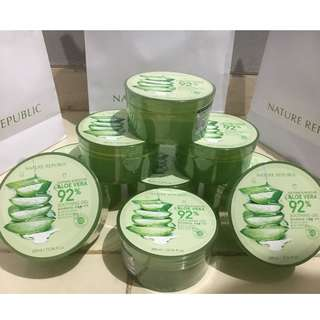Nature Republic, Aloevera, Soothing & Moisture, Body Shop