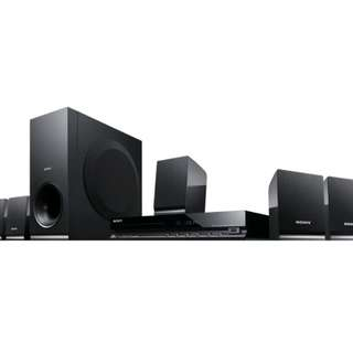 Sony Home Theatre System DAV-TZ140