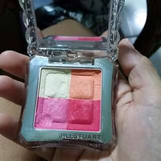 Jill Stuart beautiful quartet blusher