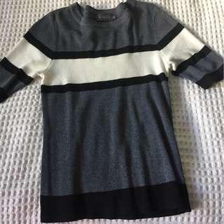 Grey Winter T-shirt
