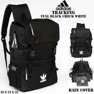 Adidas tracking bag