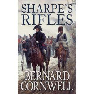 [eBook] Sharpe's Rifles - Bernard Cornwell