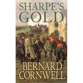 [eBook] Sharpe's Gold - Bernard Cornwell