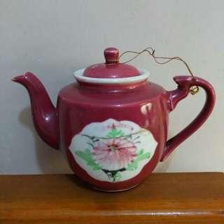 懷舊 小茶壺