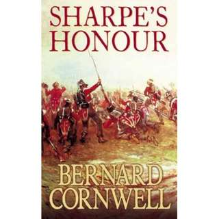[eBook] Sharpe's Honour - Bernard Cornwell
